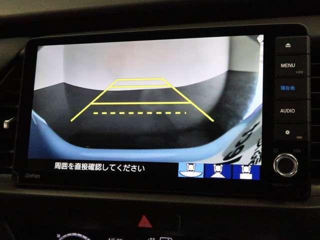 e:HEVホーム 2年保証付 デモカー 衝突被害軽減ブレーキ クルーズコントロール ドラレコ メモリーナビ Bカメラ フルセグTV LED サイド&カーテンエアバッグ ETC スマートキー ワンオーナー車(6枚目)