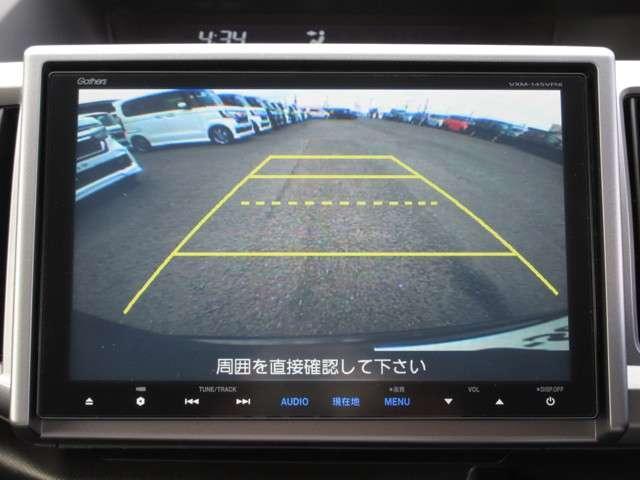 S メモリーナビ Bカメラ フルセグTV 後席モニター 両側スライド片側電動ドア 純正アルミ HIDヘッドライト オートライト ETC スマートキー ワンオーナー車(6枚目)