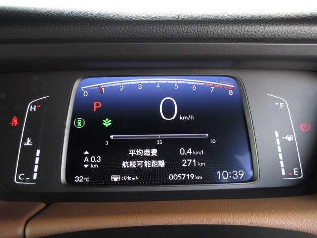 リュクス 2年保証付 デモカー 衝突被害軽減ブレーキ クルーズコントロール ドラレコ メモリーナビ Bカメラ 純正アルミ LEDヘッドライト ETC シートヒーター スマートキー ワンオーナー車(8枚目)