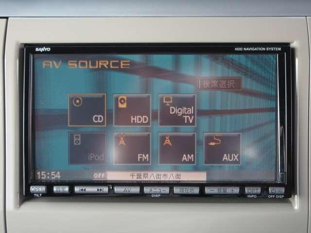 X 前後ドラレコ HDDナビ ワンセグTV ミュージックサーバー HIDヘッドライト 純正アルミ ETC スマートキー 盗難防止装置(5枚目)