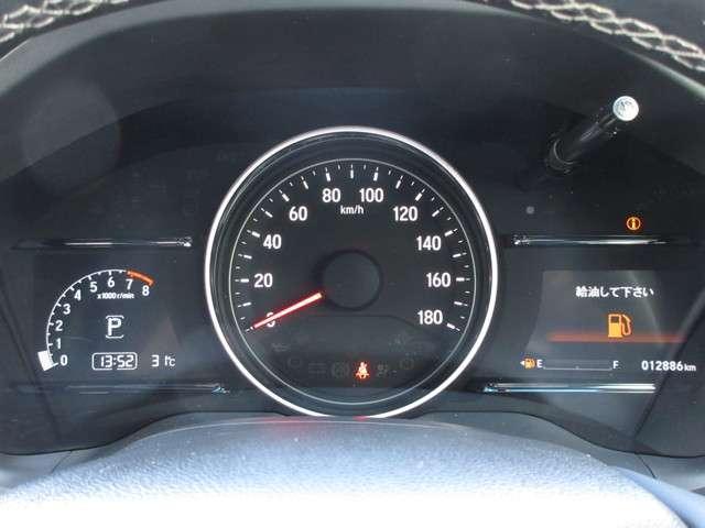 RS・ホンダセンシング 2年保証付 デモカー 衝突被害軽減ブレーキ アダプティブクルーズコントロール サイド&カーテンエアバッグ 前後ドラレコ メモリーナビ Bカメラ フルセグTV LEDヘッドライト 純正AW シートヒータ(8枚目)