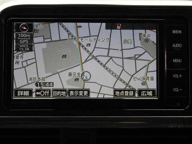 G LEDヘットライト 地デジTV 3列 スマキー メモリ-ナビ キーフリー アルミ TVナビ ETC DVD イモビライザー CD 記録簿 ABS ウォークスルー ワンオーナカー 両側電動D 横滑り防止(4枚目)