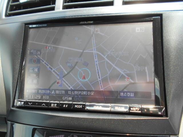 トヨタ プリウスアルファ Sツーリングセレクション ETC HDDナビ フルセグ