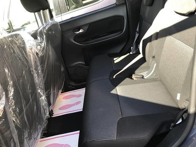 カスタム X 届出済未使用車 衝突軽減ブレーキ  LEDヘッドライト コーナーセンサー付き パーキングセンサー オートエアコン スマートキー  禁煙車 パワーステアリング 修復歴無(21枚目)