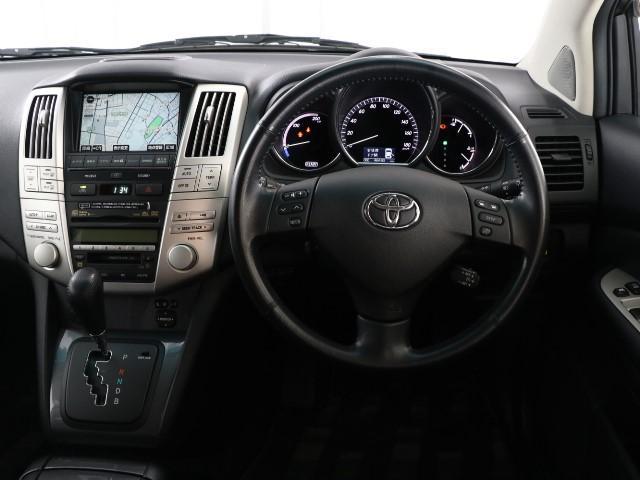 「トヨタ」「ハリアーハイブリッド」「SUV・クロカン」「東京都」の中古車4