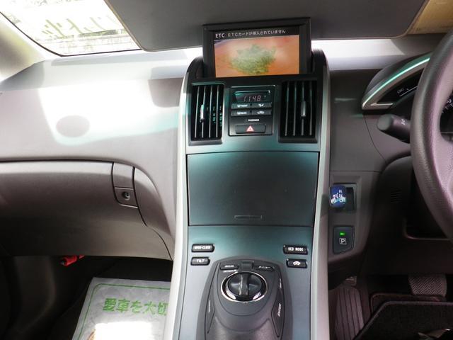 トヨタ SAI S 1オーナー 記録簿 HDDナビフルセグTV