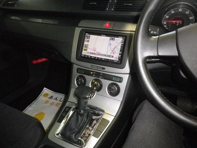 フォルクスワーゲン VW パサートバリアント ヴァリアント 1オーナー 純正HDDナビ録音OK 記録簿