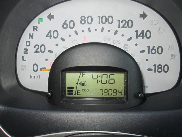 トヨタ パッソ X アドバンスドED HIDライト ローダウン 社外アルミ