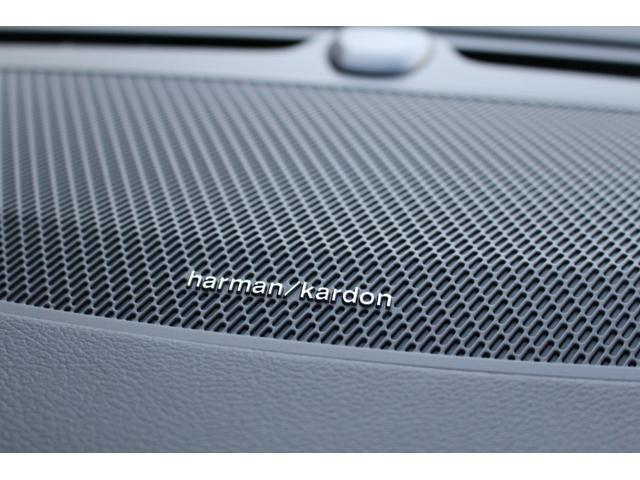 600W・14スピーカーを誇るハーマン・カードンプレミアムサウンドシステムを装備。