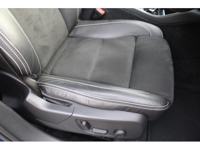シートの使用感も少なく、内装の状態も良好な認定中古車です。