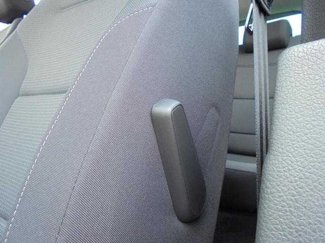 前後方向に可動する「ランバーサポート」機能付です。