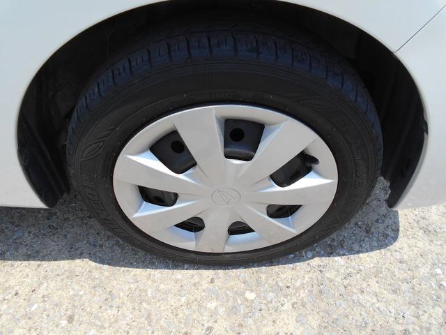 タイヤは5分山あります