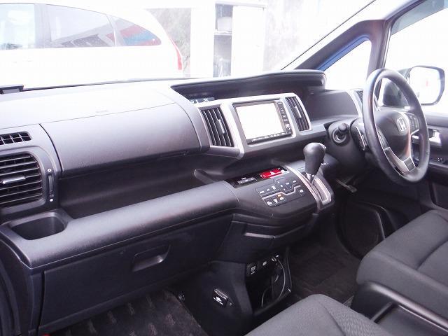 ホンダ ステップワゴンスパーダ ZインターナビS後期IストップHDDフルセグ後席モニター