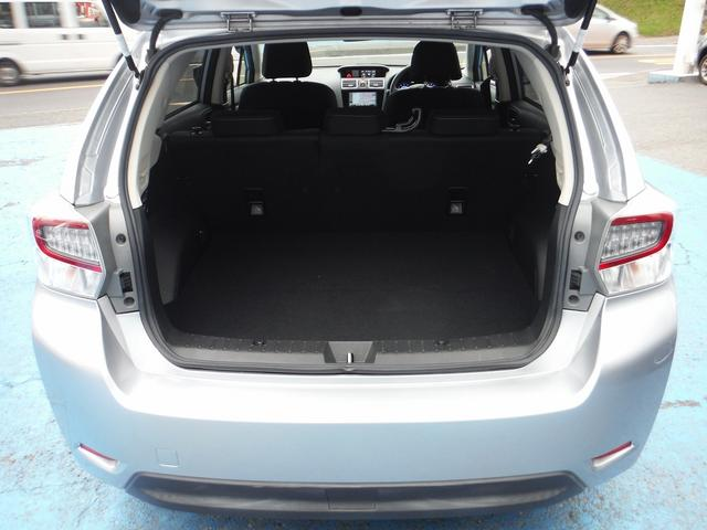 スバル インプレッサスポーツハイブリッド 2.0iアイサイト4WD専用ナビ地デジアイドルSパドルシフト