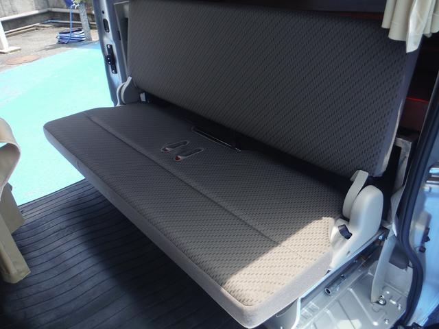 PCスペシャル ステージ21製6cmベッドキット・ベッド下収納・カーテン・DC→ACインバーター・サブバッテリー・オーバーヘッドコンソール・キーレス・レーダーブレーキ・5AGS・オーディオ・キャンプ・車中泊にぴったり(36枚目)
