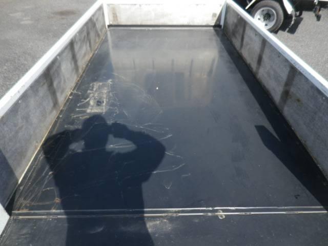 三菱ふそう キャンターガッツ 1.5トンフルフラットロー 垂直パワーゲート