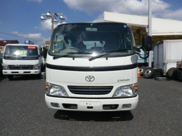 トヨタ ダイナトラック 1.2トン Wキャブ ジャストロー