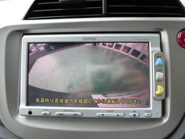 ホンダ フィットハイブリッド ベースグレード メモリーナビ リヤカメラ ETC
