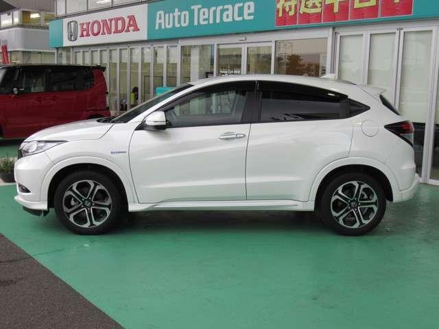 「ホンダ」「ヴェゼル」「SUV・クロカン」「東京都」の中古車4
