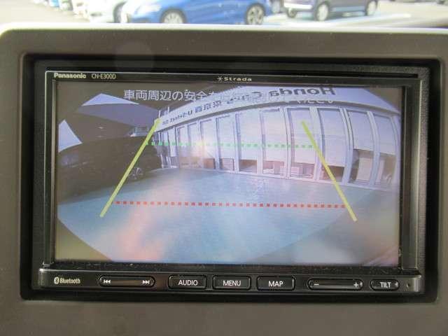 G ナビTV リヤカメラ LEDライト リヤシートスライド(17枚目)