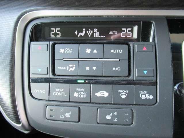 スパーダハイブリッド G・EX ホンダセンシング ナビTV リヤモニター 左右電動スライドドア LEDライト ETC ドライブレコーダー 左右電動スライドドア フロイントシートヒーター クルーズコントロール スマートキー 社外17インチアルミホイール(15枚目)