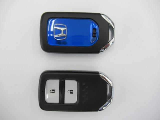 ハイブリッドZ・ホンダセンシング ナビTV ドラレコ Fシートヒーター LEDライト ETC フロントシートヒーター オートライト クルーズコントロール オートリトラミラー スマートキー 純正17インチアルミホイール(18枚目)