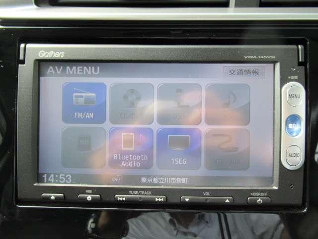 13G・Fパッケージ ナビTV リヤカメラ タイヤ4本新品交換 スマートキー(3枚目)
