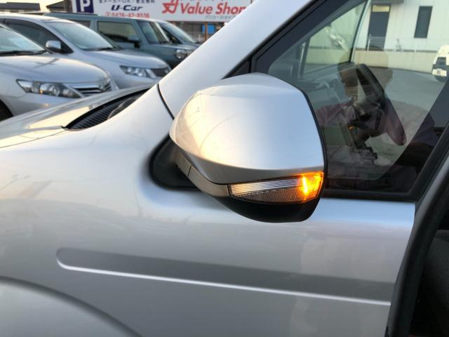 X スマートキ- ABS ワンセグ メモリーナビ アイストップ イモビライザー オートハイビーム 左側パワースライドドア 衝突被害軽減装置 Bluetooth接続 横滑り防止 記録簿(24枚目)