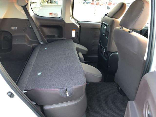 X スマートキ- ABS ワンセグ メモリーナビ アイストップ イモビライザー オートハイビーム 左側パワースライドドア 衝突被害軽減装置 Bluetooth接続 横滑り防止 記録簿(41枚目)
