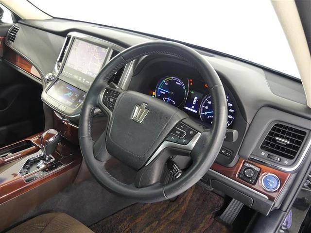 ロイヤルサルーン トヨタ認定中古車 保証付き ハイブリッド機構保証付き(5枚目)