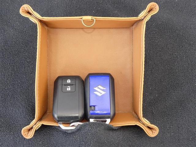 ハイブリッドX フルセグ LEDヘッドランプ スマートキー ナビTV キーレス アイドリングストップ オートエアコン 盗難防止装置 Bカメラ アルミホイール ABS SRS(19枚目)