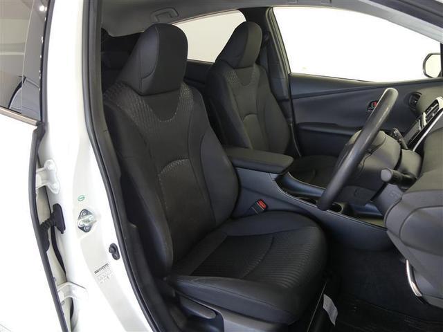 S トヨタ認定中古車 ハイブリット機構保証 ナビTV 純正アルミ LEDヘッドランプ スマートキー イモビライザー ETC バックモニター ワンオーナー(6枚目)
