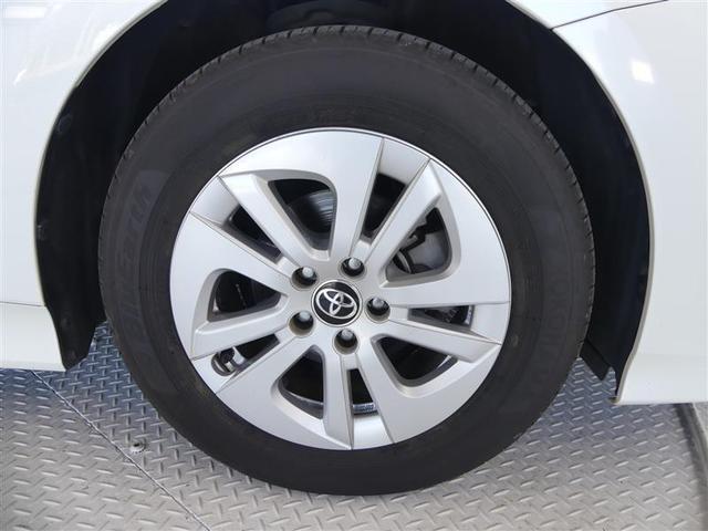S トヨタ認定中古車 ハイブリット機構保証 ナビTV 純正アルミ LEDヘッドランプ スマートキー イモビライザー ETC バックモニター ワンオーナー(15枚目)