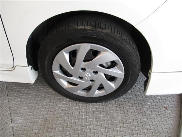 トヨタ アクア G  タイヤ4本新品付