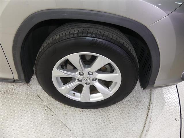 タイヤの溝もきちんと残っておりますので、安心してお乗り頂けます♪