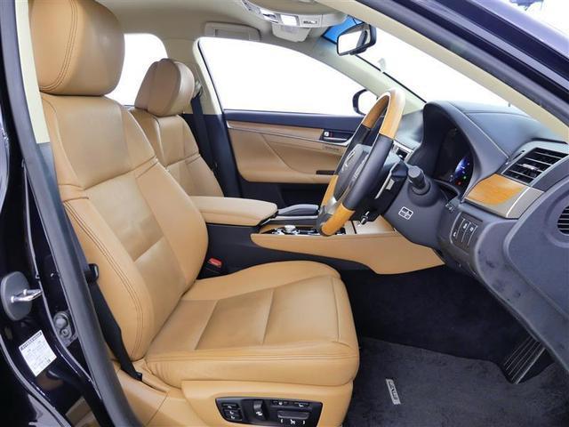 GS450h バージョンL トヨタ認定中古車 ドライブレコーダー付き 本革パワーシート AC100Vコンセント ナビTV バックモニター ワンオーナー 純正アルミ(11枚目)