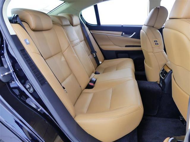 GS450h バージョンL トヨタ認定中古車 ドライブレコーダー付き 本革パワーシート AC100Vコンセント ナビTV バックモニター ワンオーナー 純正アルミ(12枚目)