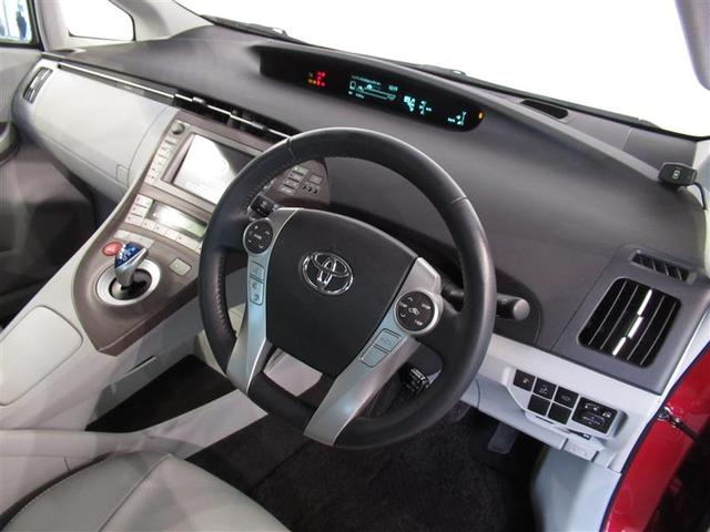 しっかりまとまりのあるハンドル周り。操作性も良く安心してドライブできますよ☆
