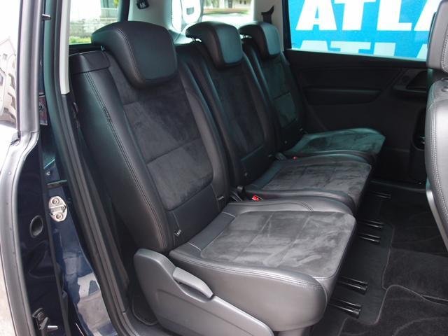 フォルクスワーゲン VW シャラン TSI ハイラインブルーモーションテクノロジーナビTVカメラ