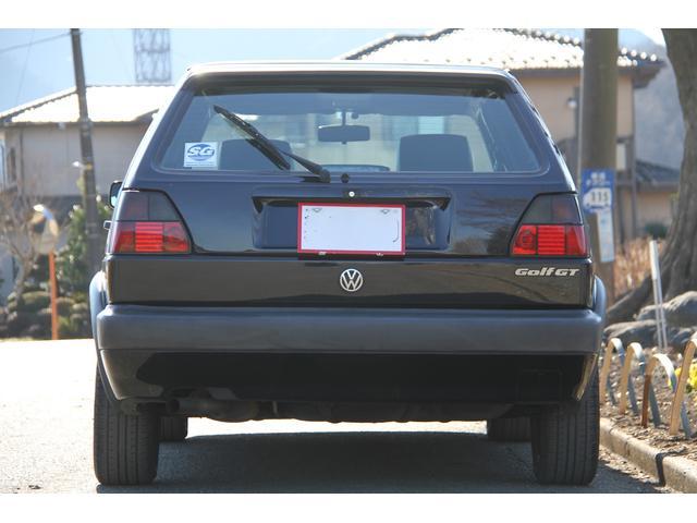フォルクスワーゲン VW ゴルフ 90GTスペシャル Goo鑑定車 RHD