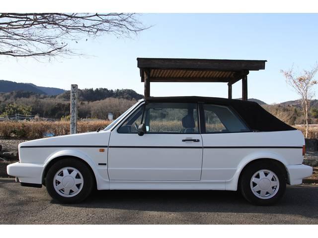 フォルクスワーゲン VW ゴルフカブリオレ 92モデル Goo鑑定車