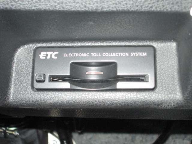 ETC装着!!高速道路料金所もノンストップでスイスイ通過出来て 長距や時間帯などで お得な料金が適用されます♪