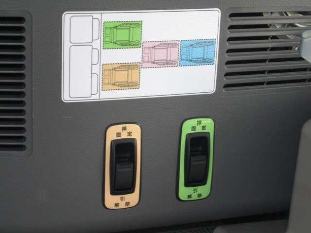 2.5 DX スーパーロングボディ ハイルーフ チェアキャブ 全自動リフター 車イス2台(11枚目)
