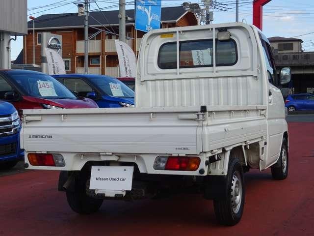 660 楽床ダンプ 4WD(2枚目)