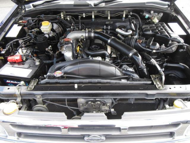 日産 テラノ D-TB 5速 4WD ワイド アーバン