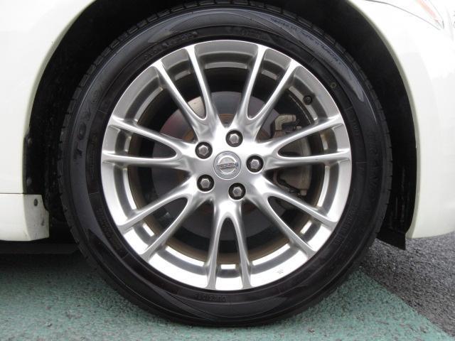 日産 スカイライン 350GTタイプSP BOSE 黒革