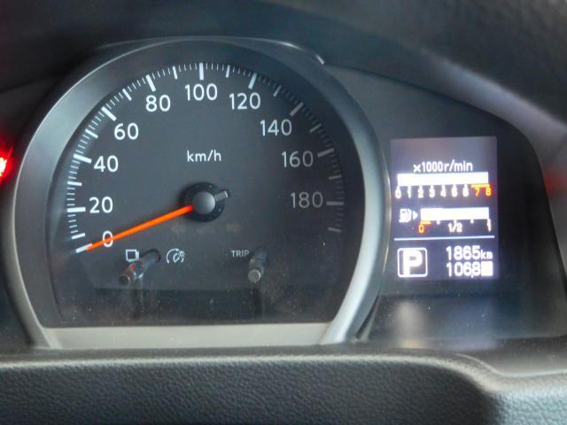 日産 NV200バネットワゴン チェアキャブ