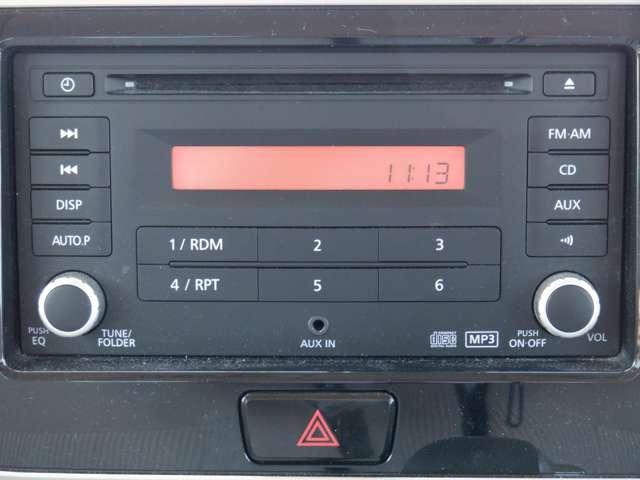 X 660 X 1オ-ナ-車 ◆ワンオ-ナ-車◆エマブレ・踏み間違い防止A・横滑り防止A◆Aストップ◆◆左側ASD◆インテリジェントキ-◆サイドエアバック純正CDデッキチュ-ナ-(3枚目)