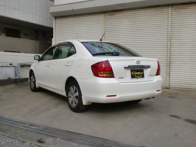 トヨタ アリオン A20 Sパッケージ SUPER-CVT HID 純正アルミ