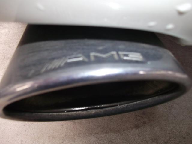 AMGマフラーカッター